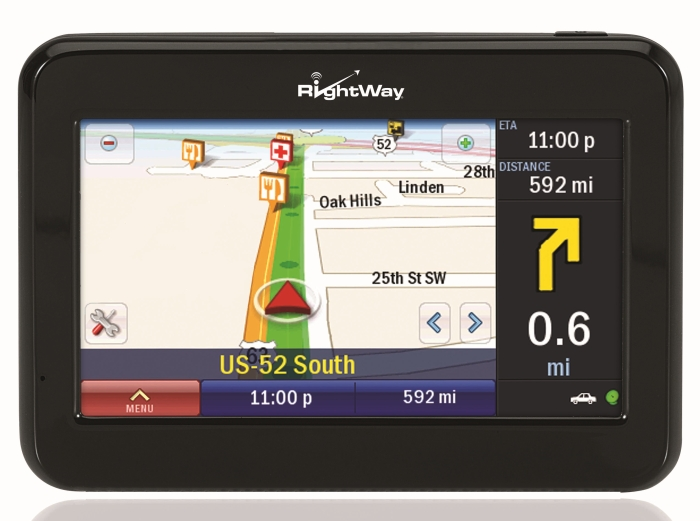 GearDiary Review: Rightway 550 GPS Keeps You On Track Without Breaking Your Wallet