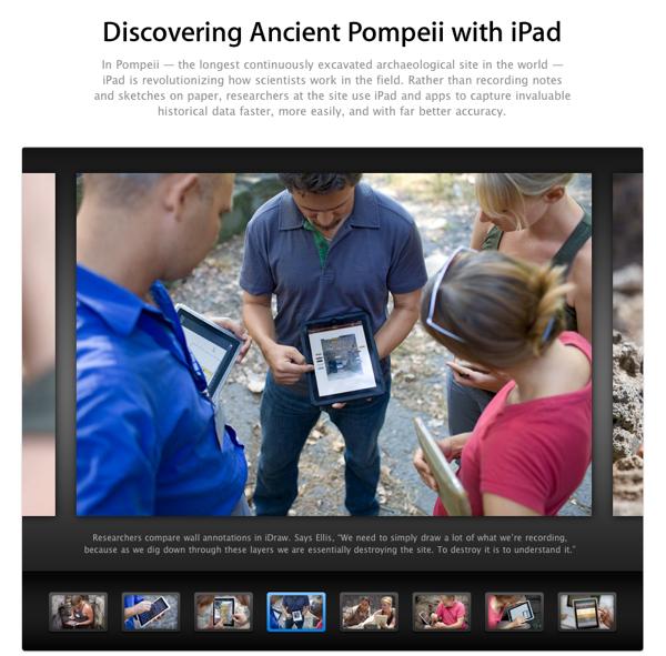 Offbeat iPad