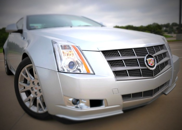 GearDiary 2011 Cadillac CTS Coupe: Concept to Reality