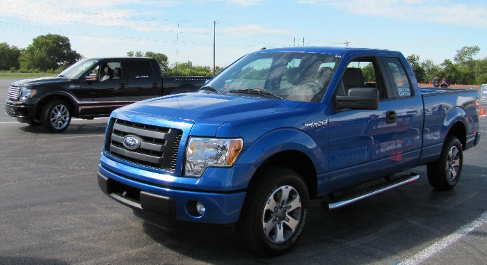 2011 Ford F-150: The Power of Four