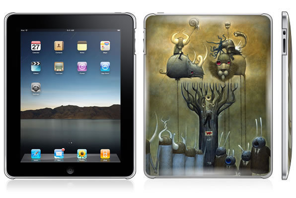 iPad Case Review:  izozzi Cover Turns iPad Into Work Of Art