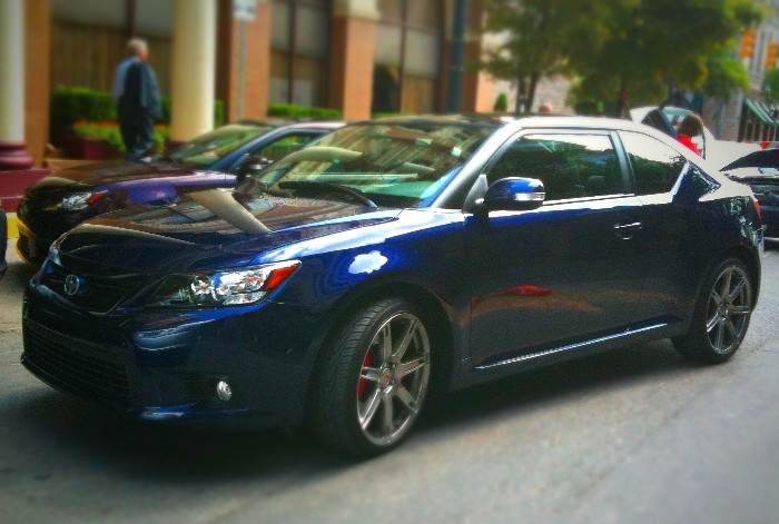 GearDiary First Drive: 2011 Scion tC