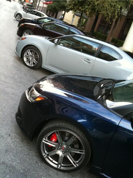 First Drive: 2011 Scion tC