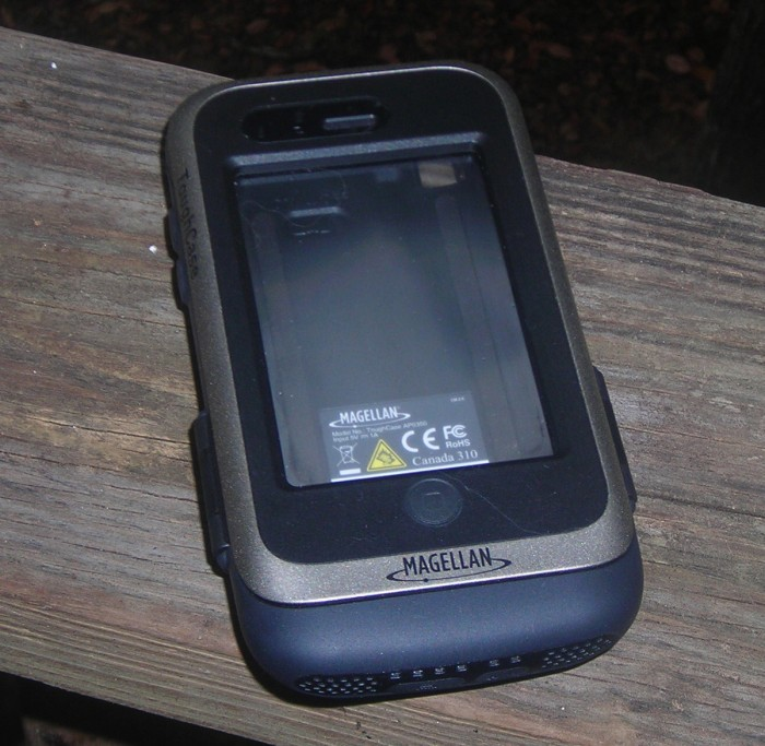 Power Gear iPhone Gear GPS