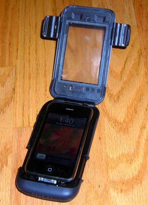 Power Gear iPhone Gear GPS   Power Gear iPhone Gear GPS