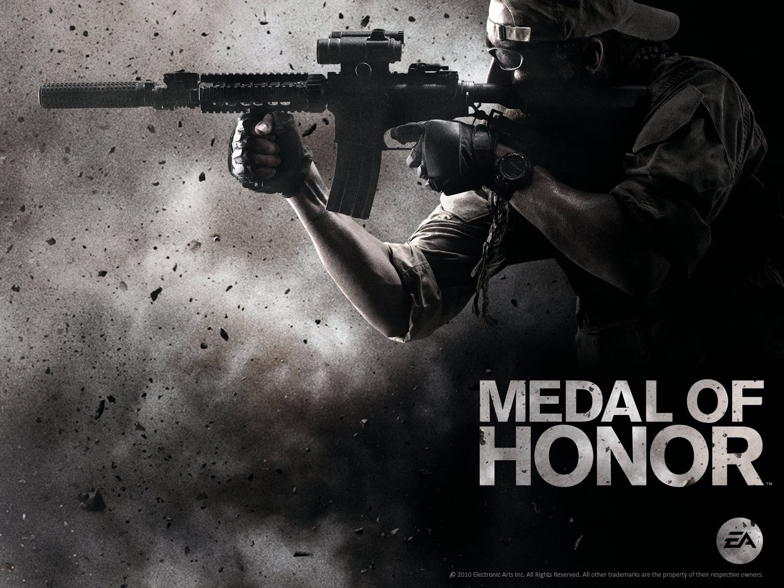 Medal of Honor box