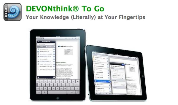 Mac Software iPad Apps