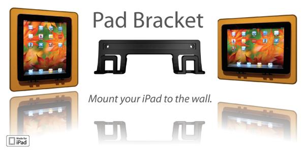 GearDiary iPad Accessory Review: Pad Bracket iPad Mounting System