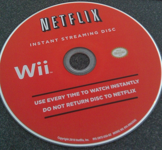 Disc No More!  Wii and PS3 Now Have Netflix Streaming Channels!