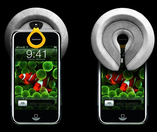 Random Cool Gadget: Earos Cell Phone Ear Cushions