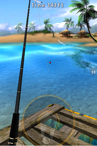Flick Fishing for iPhone/Touch Review