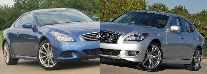 GearDiary G Coupe or M Sedan, Infiniti's Class of 37s Offer Driving Nirvana