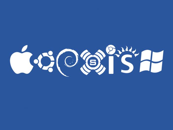 Coexist logo