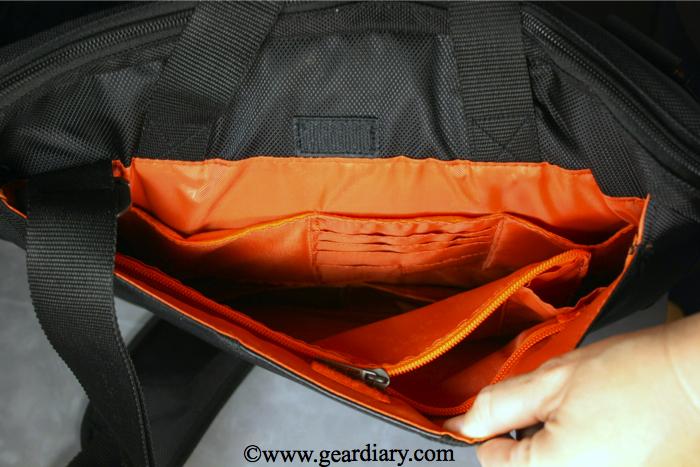 Review:  Everki Agile Slim Laptop Bag