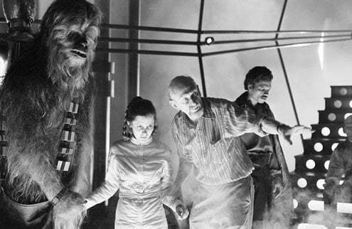GearDiary R.I.P. Irving Kershner, Director of Star Wars: The Empire Strikes Back