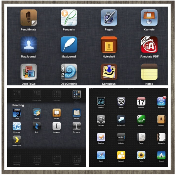 Prepping for iOS 4.2 Means... IPad App Updates Galore
