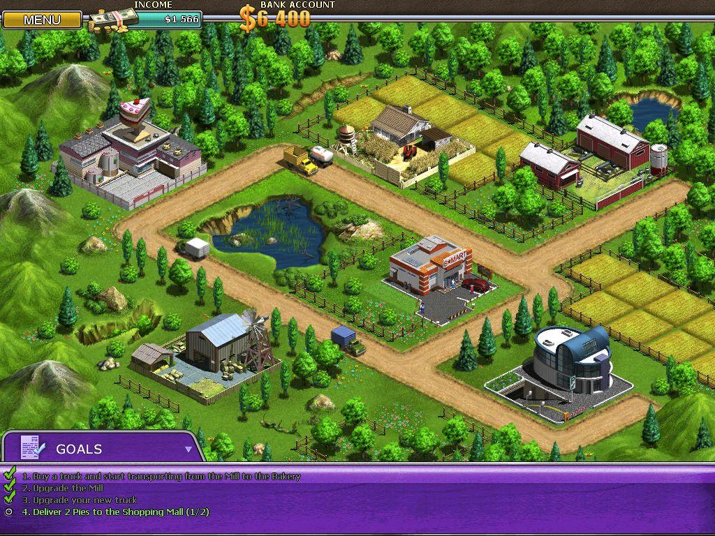 Virtual City 2 Lösung