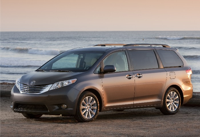 Toyota Minivans Cars