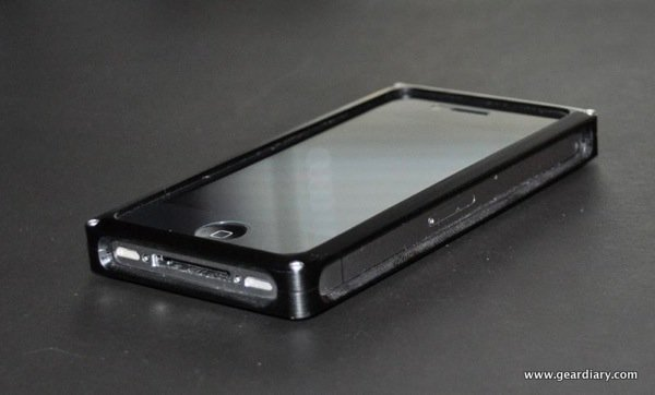 GearDiary iPhone 4 Case Review:  Fusionwerkz RAW