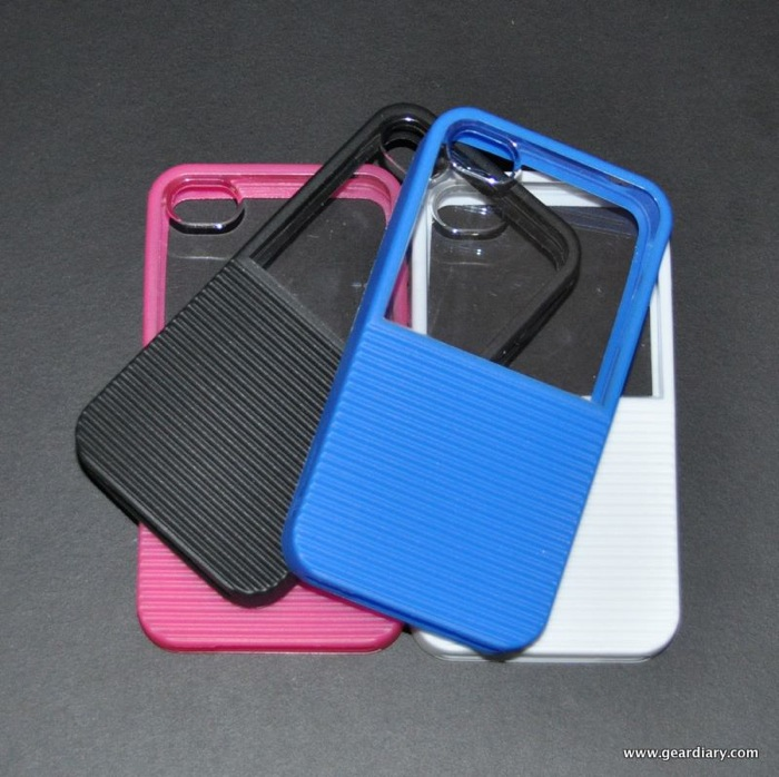 GearDiary iPhone 4 Case Review: ingear Polarize Shell
