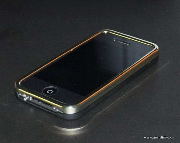 GearDiary iPhone 4 Case Review:  ingear Hybrid Shell