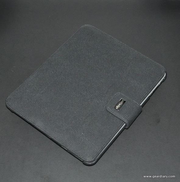 GearDiary iPad Case Review:  JAVOedge Editor Axis