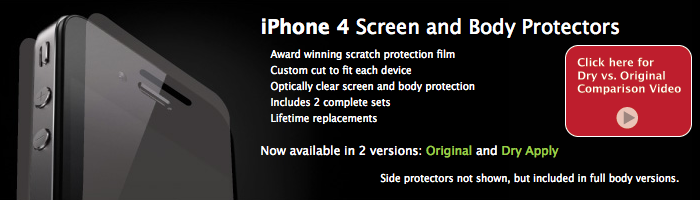 Screen Protectors iPhone