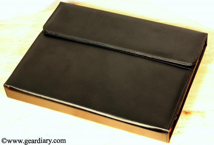 GearDiary iPad Accessory Review: EFO iPad Bluetooth Keyboard with Folding Case