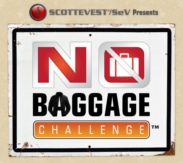 GearDiary Gear Chat #19: The Gear Diary CES Edition of the Scottevest No Baggage Challenge for Charity