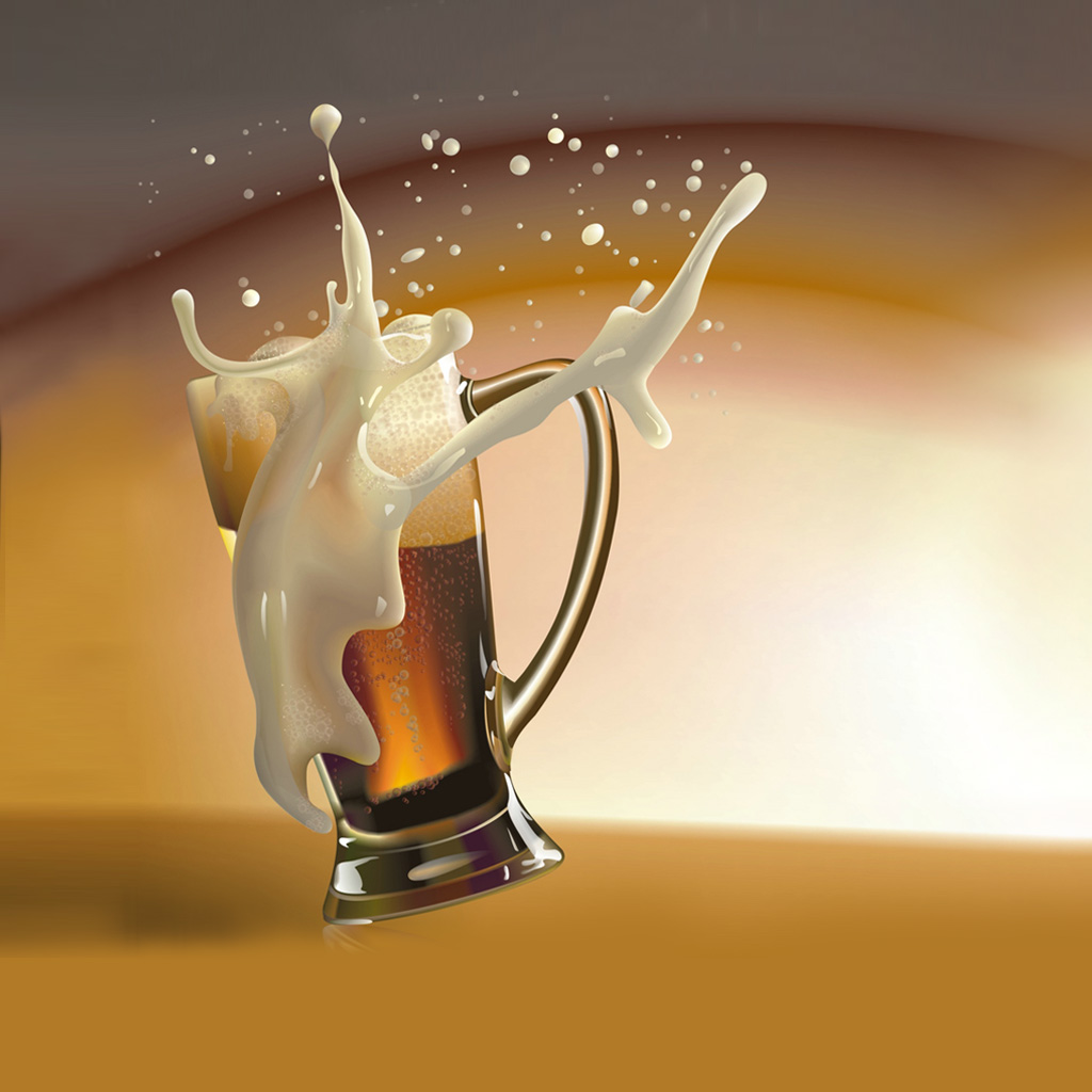 GearDiary BottomsUP Beer Might Be the Coolest Thing I've Ever Seen