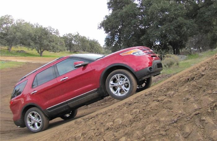 SUVs Ford Cars