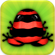 Dizzypad-Frog Jump Fun for iPhone/Touch Review