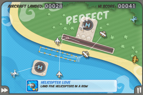 GearDiary Flight Control for iPhone/Touch Review