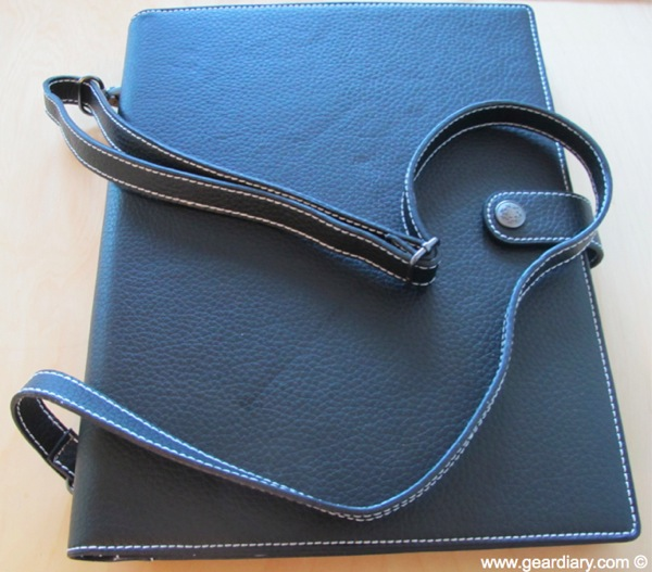 GearDiary iPad Accessory Review: Revena's ELEMENTS EXECUTIVE FOLIO Plus