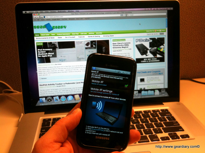 Tethering Data with Your Phone; How Much Is It Worth to You?