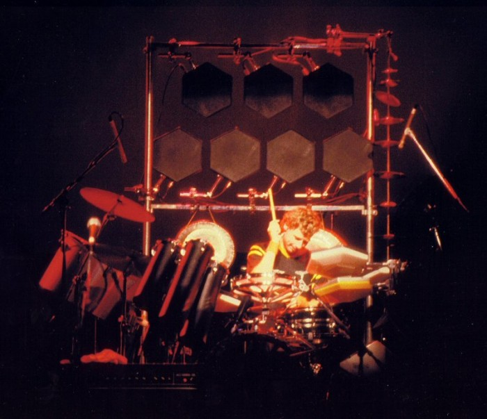 Music Diary Notes: For the Love of Drumming - Bill Bruford Autobiography
