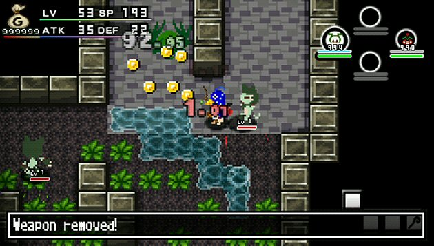 GearDiary PSP Game Review: CLADUN: This is an RPG