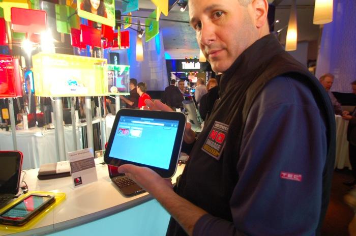 Ultra Portable Tablets Lenovo Laptops CES