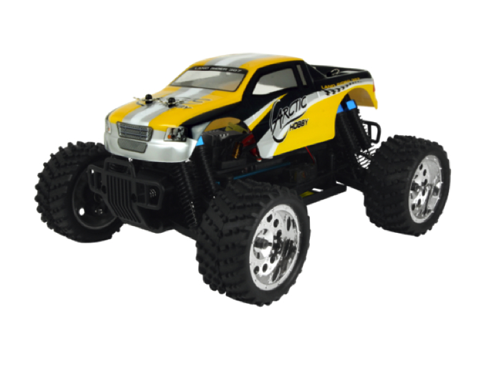 GearDiary Arctic Releases Land Rider 300 RC Racing Car Series
