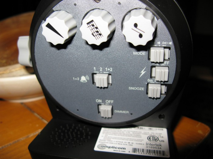 GearDiary Amplicom Alarm Clock Review