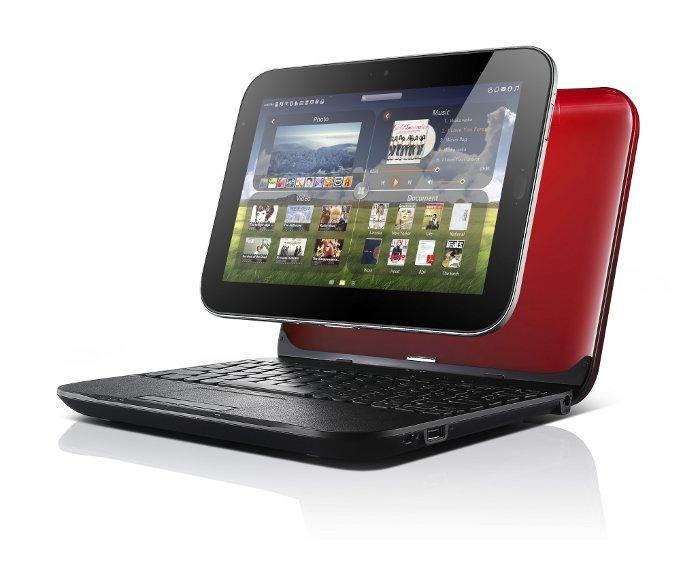 Lenovo IdeaPad U1 Hybrid with LePad Slate