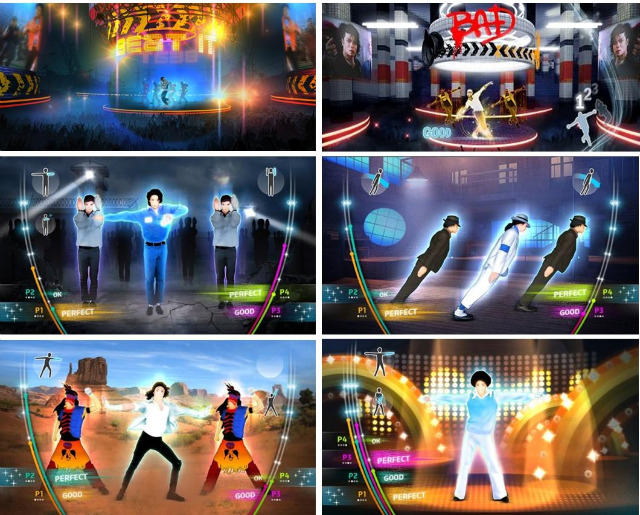 GearDiary Nintendo Wii Game Review: Michael Jackson The Experience
