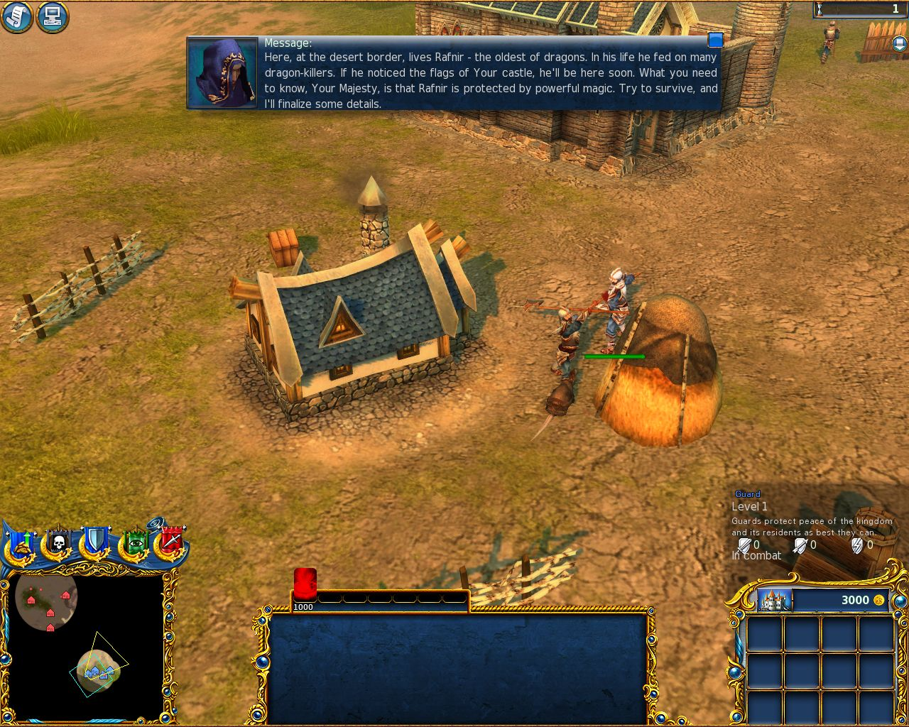 PC Game Review: Majesty 2: Kingmaker