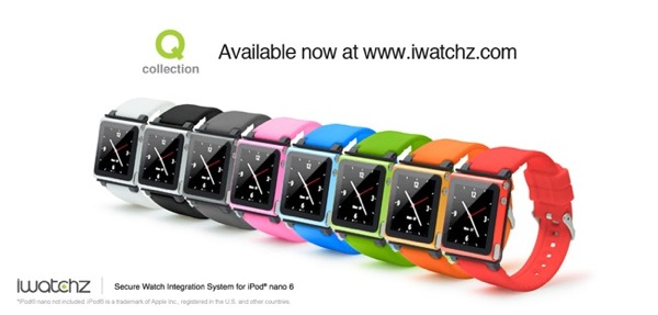 GearDiary iWatchz; Why Just Listen to Your Nano When You Can Wear It?