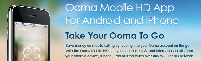 GearDiary CES Snippets- Ooma Updates Mobile Calling