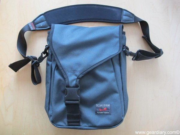 "GearDiary Review: Tom Bihn Ristretto Bag for 11"" MacBook Air"