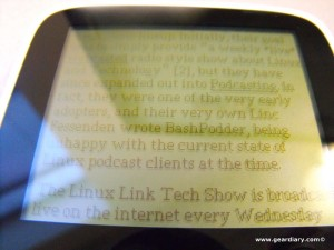 GearDiary Review: The Wikireader