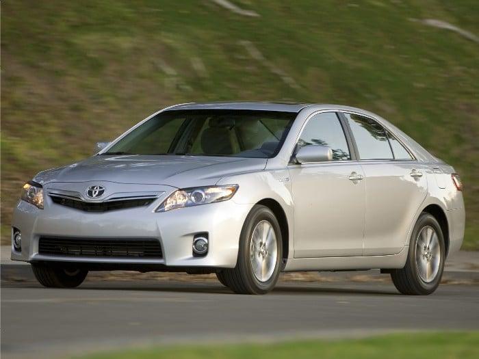 Toyota Sedans JBL Cars