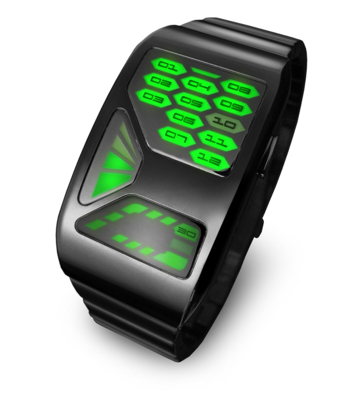 GearDiary Tokyoflash Releases the Kisai Console Watch