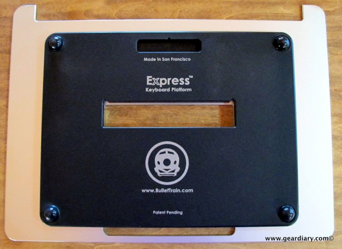 GD Quickie: the BulletTrain Express Keyboard Platform; Thankfully Someone Was Listening